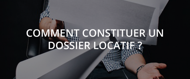 Blog Insitio Dossier Locataire Les Documents A Fournir Pour La