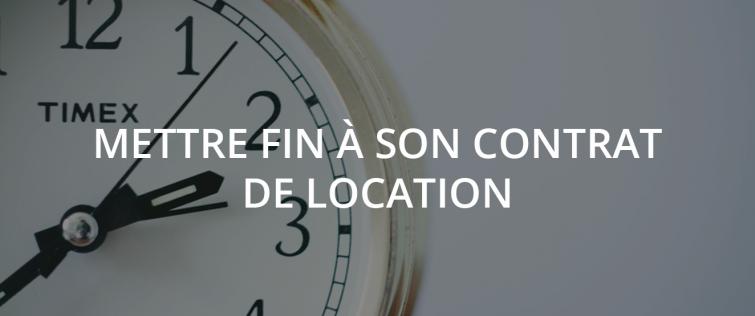 Blog Insitio Fin Du Bail échéance Et Résiliation Côté